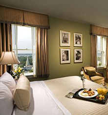 Accommodations:      Francis Marion Hotel  in Charleston