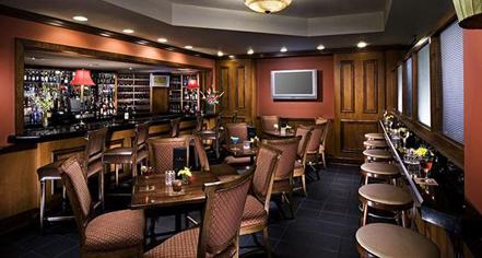 Dining at      Francis Marion Hotel  in Charleston