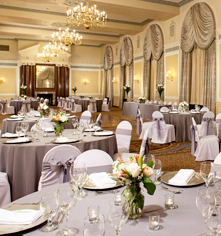 Meetings at      Francis Marion Hotel  in Charleston