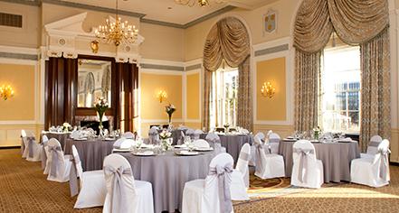Weddings:      Francis Marion Hotel  in Charleston