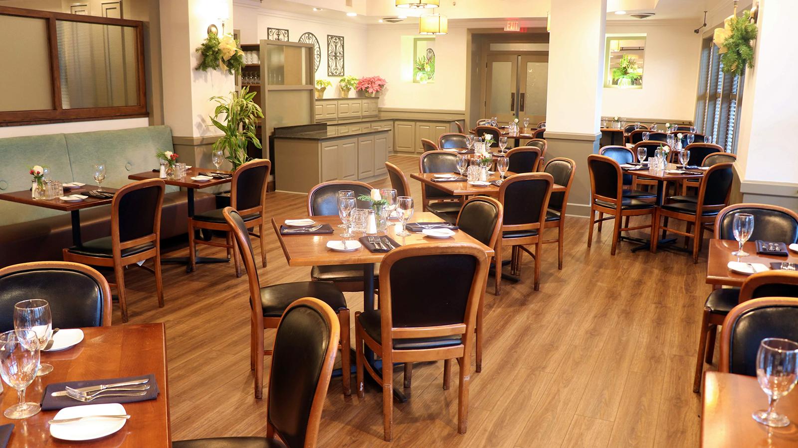 Image of Swamp Fox Restaurant at Francis Marion Hotel, 1924, Member of Historic Hotels of America, in Charleston, South Carolina, Taste