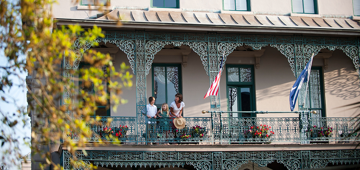 Dining:      John Rutledge House Inn  in Charleston