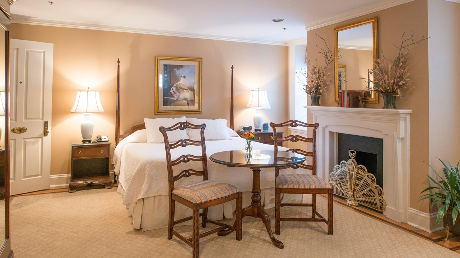 Image of Guestroom Interior, John Rutledge House Inn in Charleston, South Carolina, 1763, Member of Historic Hotels of America, Accommodations