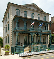 History:      John Rutledge House Inn  in Charleston