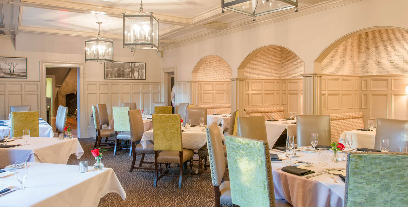 Image of Dining Room at Circa 1886 Restaurant, Kings Courtyard Inn in Charleston, South Carolina, 1853, Member of Historic Hotels of America, Taste