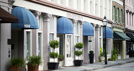 Events at      Kings Courtyard Inn  in Charleston