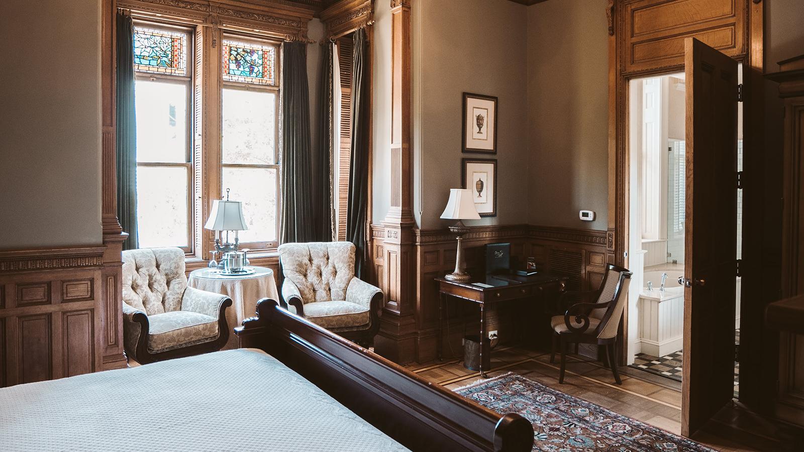 Image of Lobby, Wentworth Mansion, Charleston, South Carolina, 1886, Member of Historic Hotels of America,, Accommodations