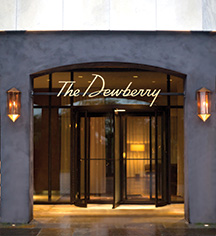 History:      The Dewberry  in Charleston