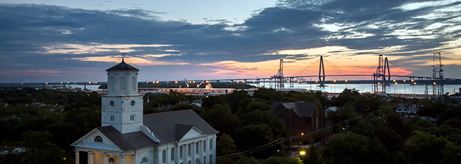 Local Attractions:      The Dewberry  in Charleston