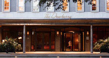 The Dewberry  in Charleston