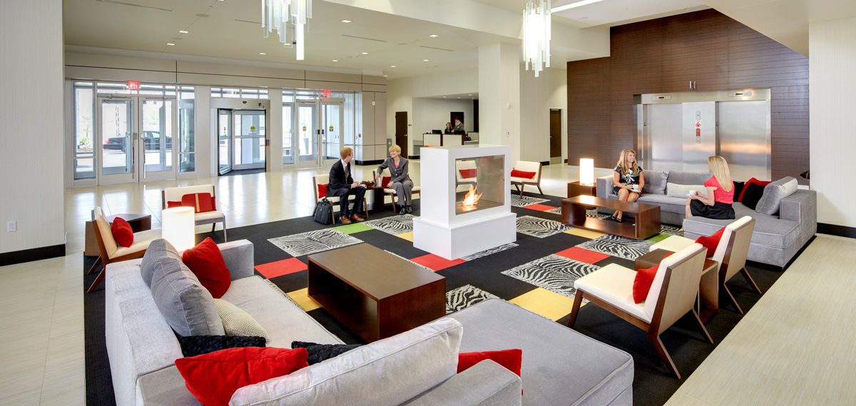 Activities:      The Hotel at Kirkwood Center  in Cedar Rapids