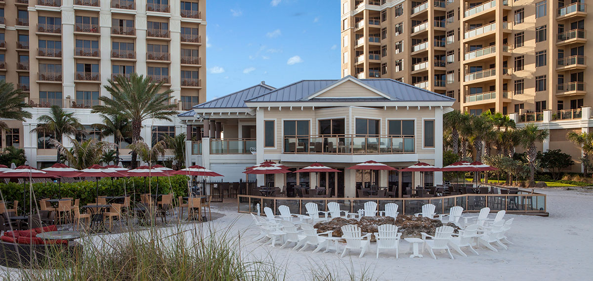 Special Offers:      Sandpearl Resort  in Clearwater Beach