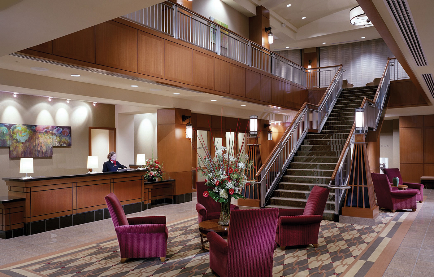 Customer Reviews:      The Blackwell Inn and Pfahl Conference Center  in Columbus