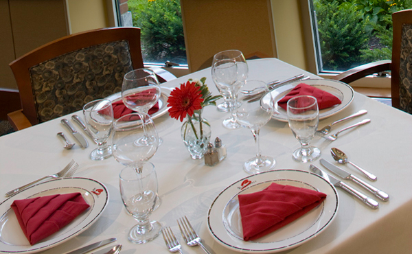 The Blackwell Inn and Pfahl Conference Center  - Dining