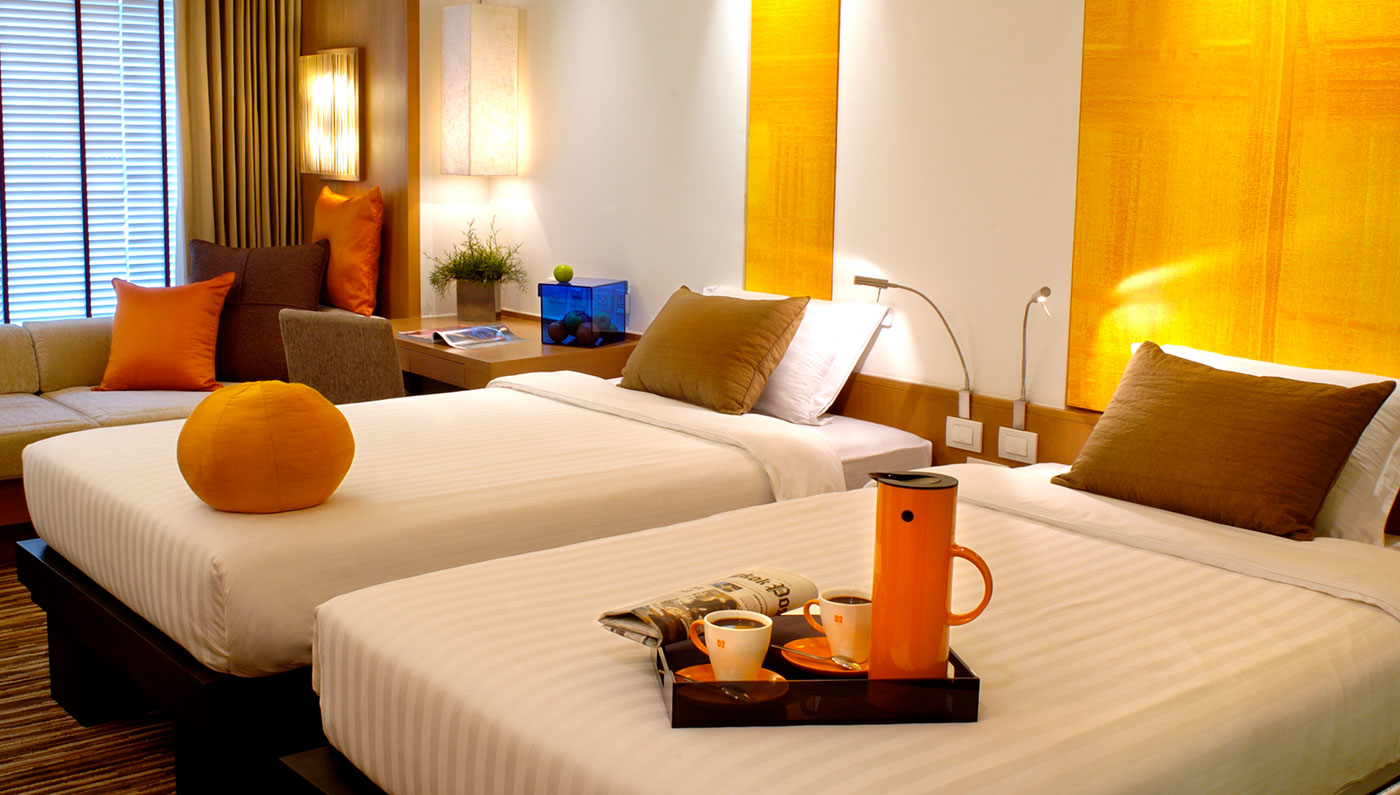 Accommodations:      dusitD2 chiang mai  in Chiang Mai