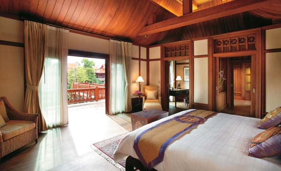 The Dhara Dhevi Chiang Mai  - Accommodations