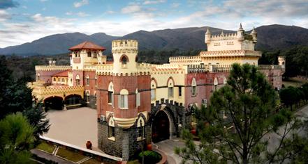 El Castillo Hotel  in Valle Hermoso (Cordoba)
