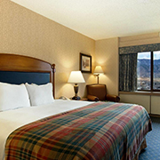 Book a stay with The Antlers Hotel in Colorado Springs