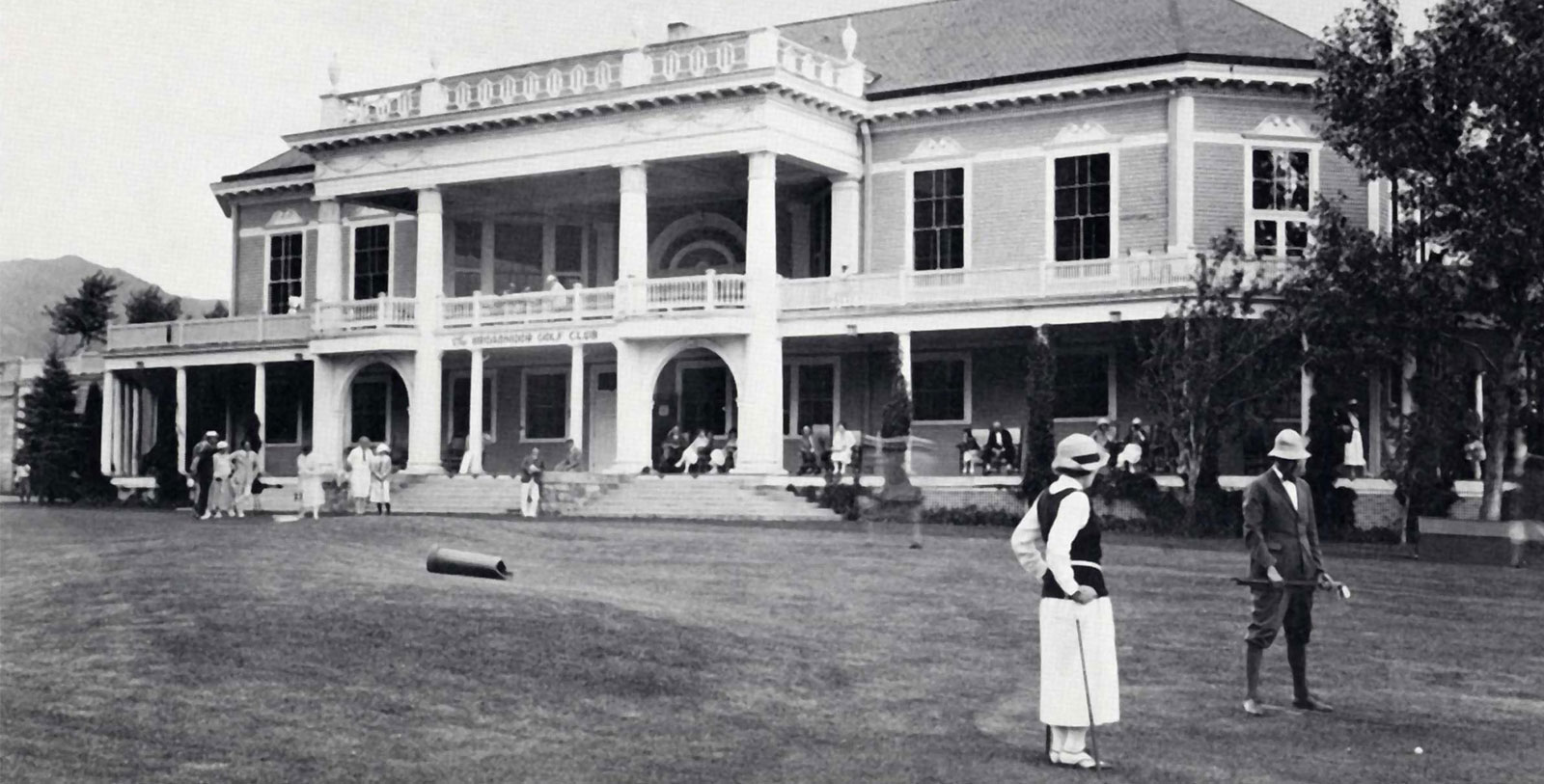 Image of Broadmoor Golf Club circa 1921, The Broadmoor, 1918, Member of Historic Hotels of America, Colorado Springs, Colorado, Golf
