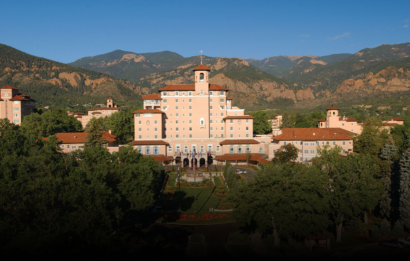 Special Offers:      The Broadmoor  in Colorado Springs