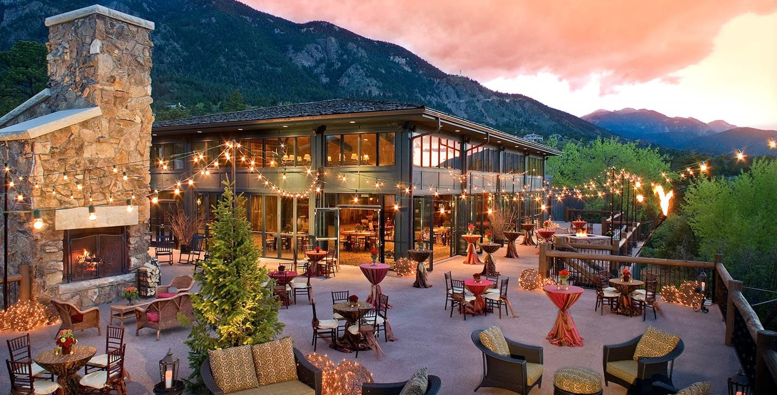 Image of Event at the Cheyenne Lodge, The Broadmoor Colorado Springs Colorado, Special Events