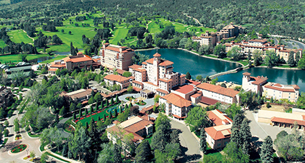 Event Calendar:      The Broadmoor  in Colorado Springs