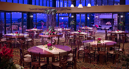 Weddings:      The Broadmoor  in Colorado Springs