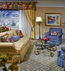 Accommodations:      The Broadmoor  in Colorado Springs