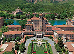 Book a stay with The Broadmoor in Colorado Springs