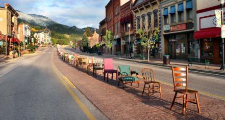 Event Calendar:      The Cliff House at Pikes Peak  in Manitou Springs