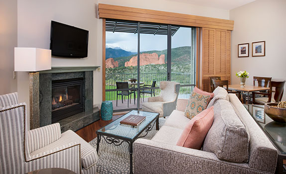 Garden of the Gods Club and Resort  - Accommodations