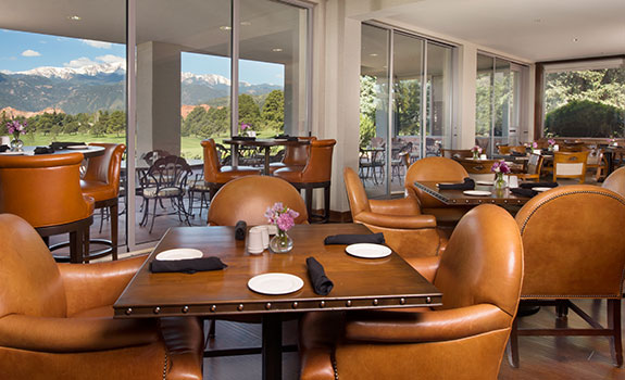 Garden of the Gods Club and Resort  - Dining
