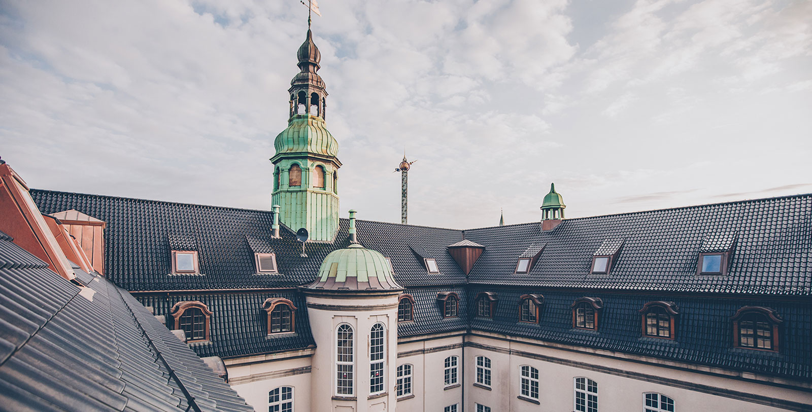 Image of Hotel Exterior Villa Copenhagen, 1912, Member of Historic Hotels Worldwide, in Copenhagen, Denmark, Overview