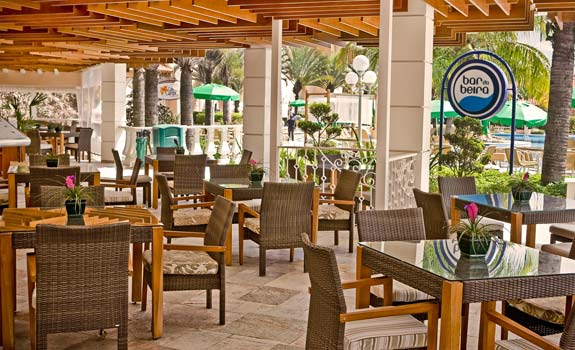 Royal Palm Plaza Resort Campinas  - Dining