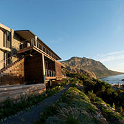 Those looking for the ultimate in luxurious seclusion will find it at 26 Sunset Avenue Llandudno. This five-star Cape Town hotel, located in suburban Llandudno, features just six stunning suites for total privacy, with either mountain or ocean views.