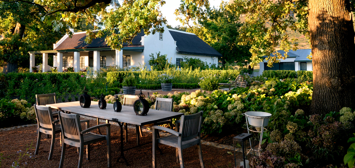 Boschendal Farm Luxury Accommodation Rhodes Cottage