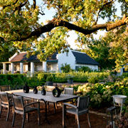 Book a stay with Boschendal Farm Luxury Accommodation in Franschhoek