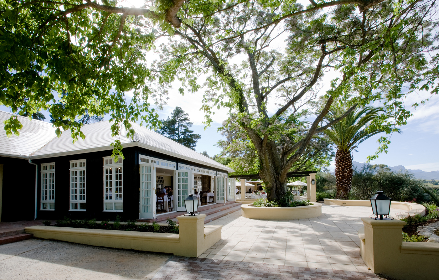 The Devon Valley Hotel  in Stellenbosch