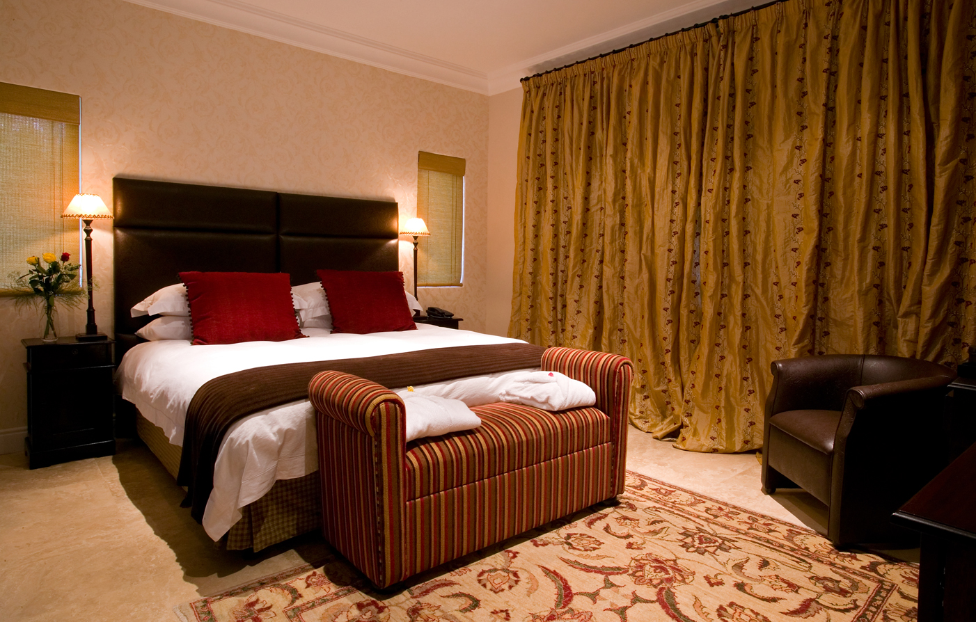 Hotel accommodations in stellenbosch south africa the for Best boutique hotels devon