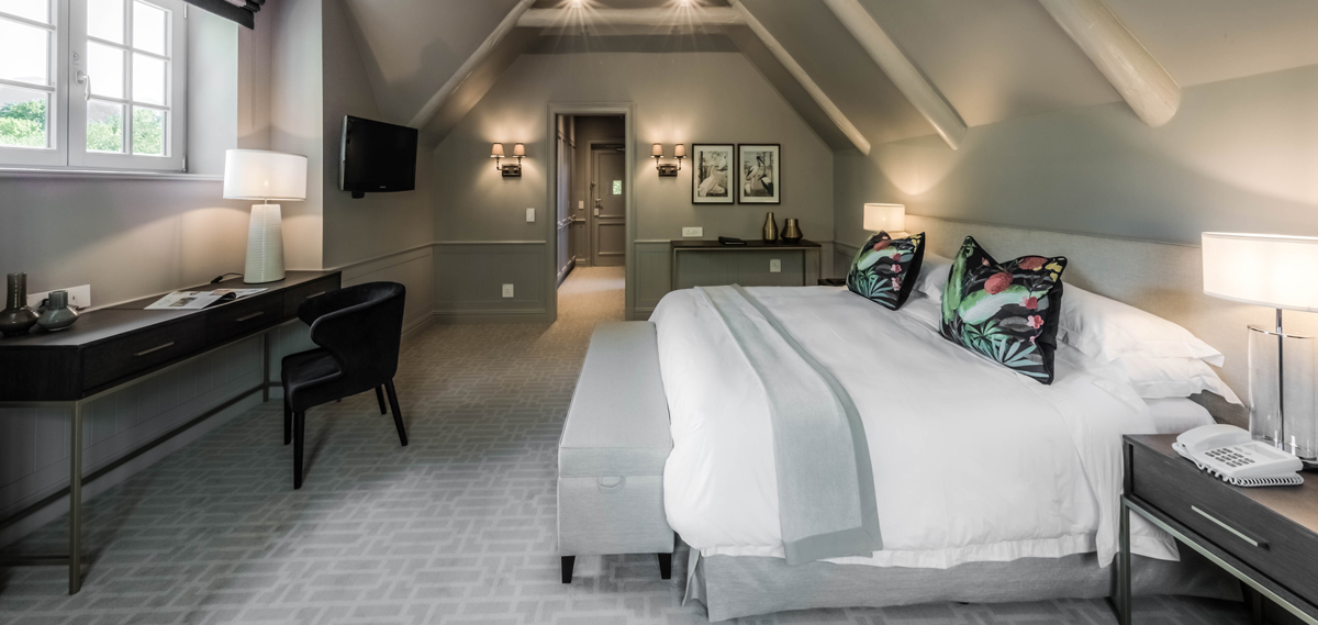 Accommodations:      Erinvale Estate Hotel & Spa  in Somerset West