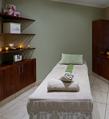 Spa:      Erinvale Estate Hotel & Spa  in Somerset West