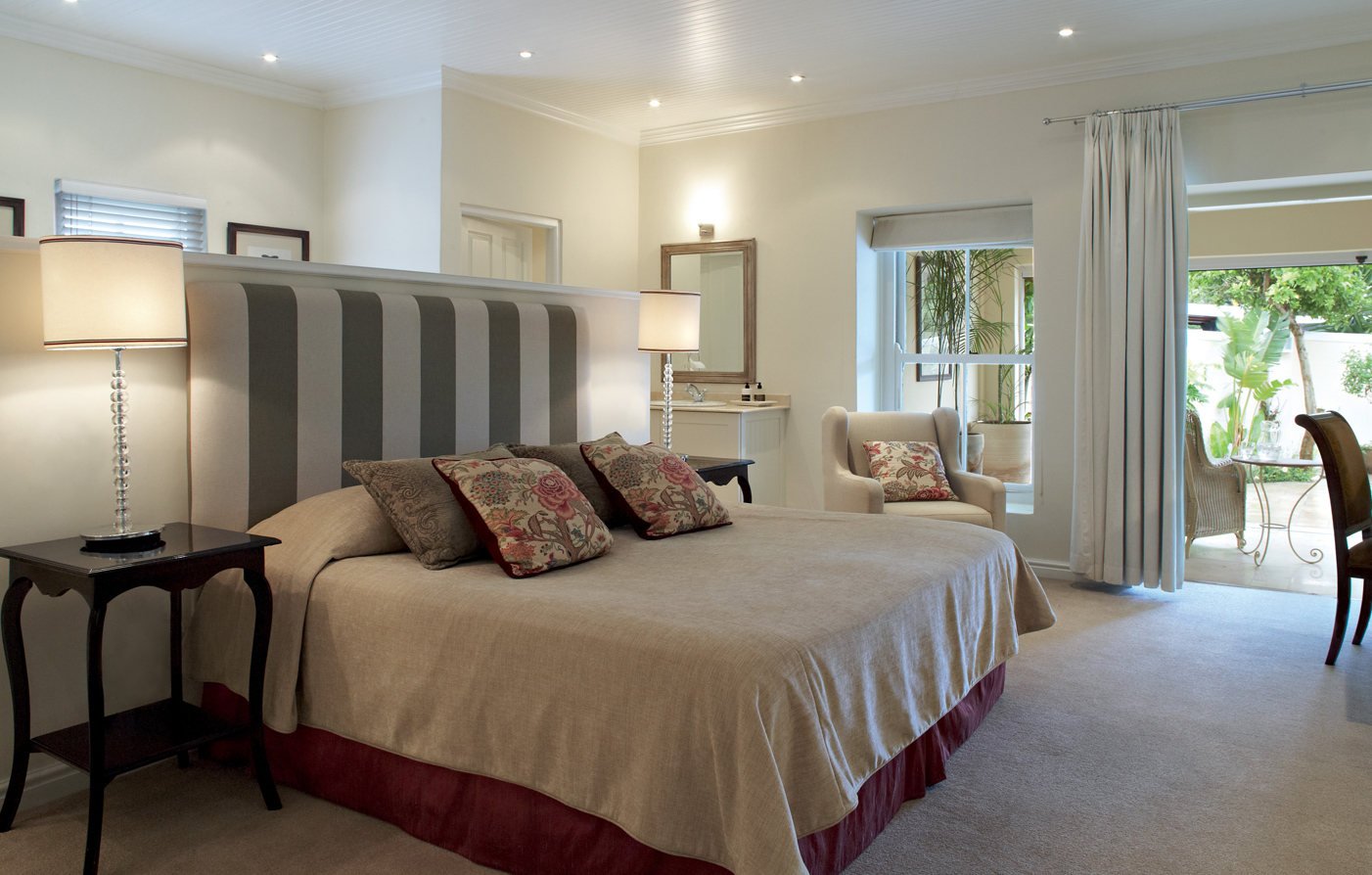 Accommodations:      The Last Word Franschhoek  in Franschhoek