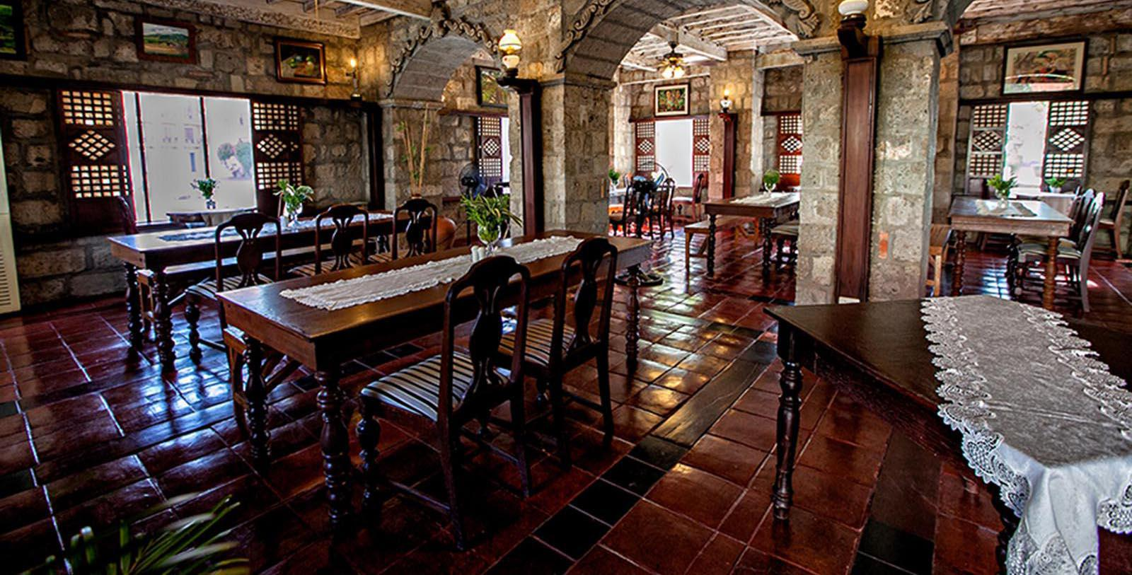 Image of Cafe Marivent at Las Casas Filipinas de Acuzar, 1787, Member of Historic Hotels Worldwide, in Bagac, Philippines, Taste