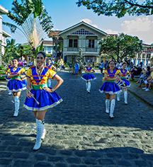 Event Calendar:      Las Casas Filipinas de Acuzar  in Bagac