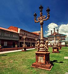 History:      Las Casas Filipinas de Acuzar  in Bagac