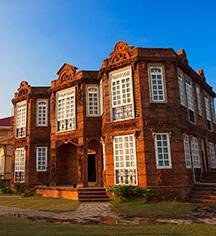 Las Casas Filipinas de Acuzar  in Bagac