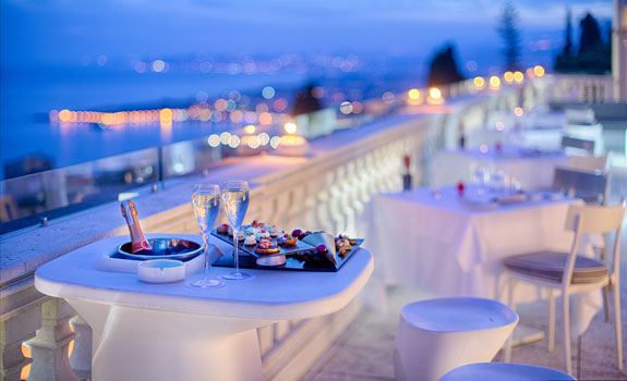NH Collection Taormina  - Dining