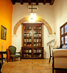 Local Attractions:      Alfiz Hotel  in Cartagena de Indias