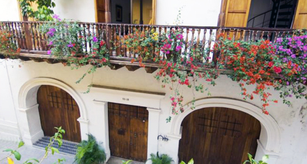 Image of hotel exterior Alfiz Hotel, 1700, Member of Historic Hotels Worldwide, in Cartagena de Indias, Colombia, Hot Deals