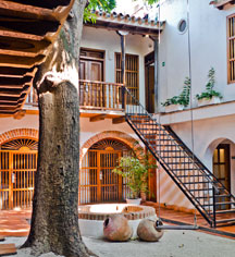 Bantú Hotel Boutique in Cartagena de Indias